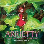 Partitura Arrietty's song Cécile Corbel