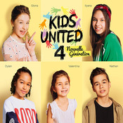 Partitura La tendresse Kids United