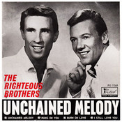 Partitura Unchained Melody The Righteous Brothers