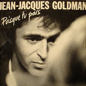 Partitura Puisque tu pars Jean-Jacques Goldman