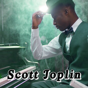Partitura The Entertainer (película El golpe) Scott Joplin