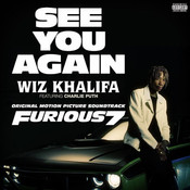 Partitura See you again Wiz Khalifa
