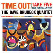 Partitura Take Five Dave Brubeck
