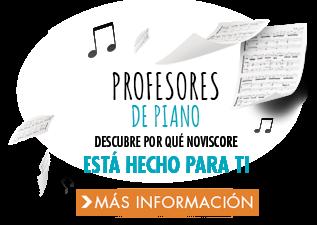 profesores de piano